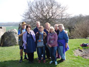 Glastonbury Shaman course