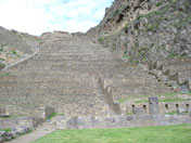 Ollyamtambu pyramid