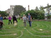 Maze in Slovenia